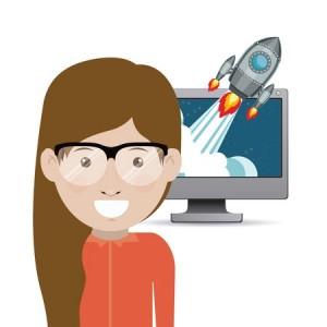 girl-rocket